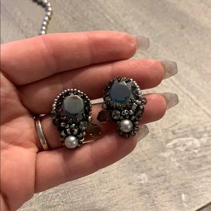 Miriam Haskell Jewelry - Necklace and earring set